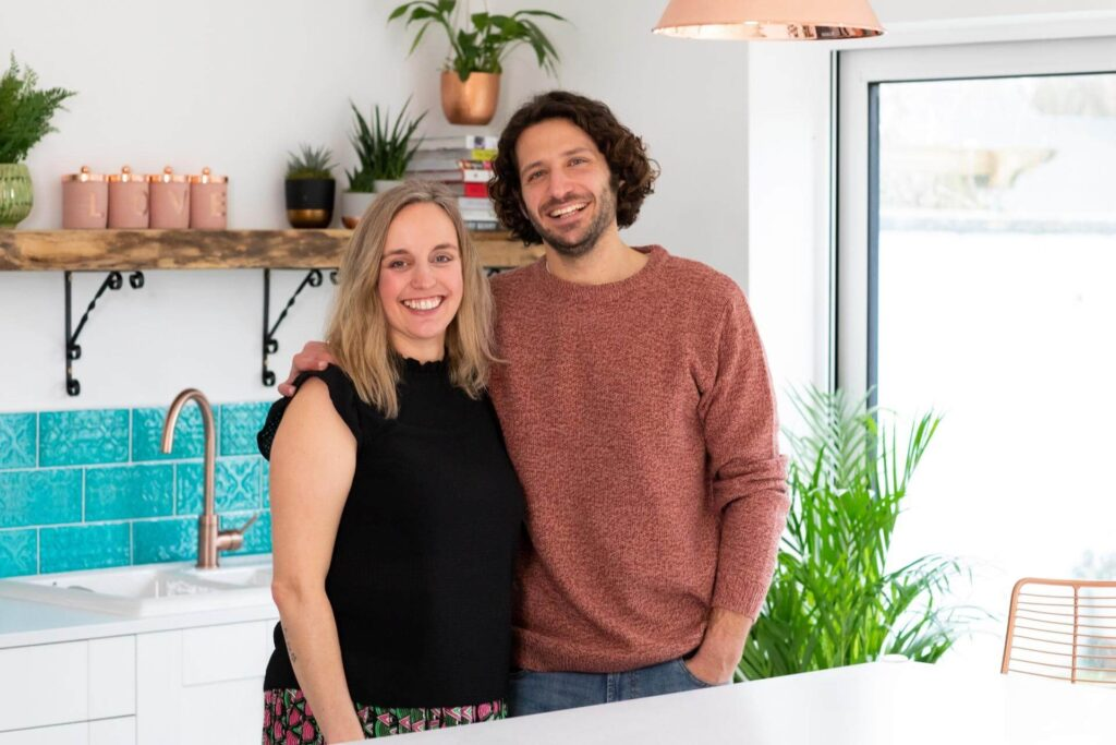 Holly and Sam Watts of Mind Body medical founders of Ayurvedic mentor (1)