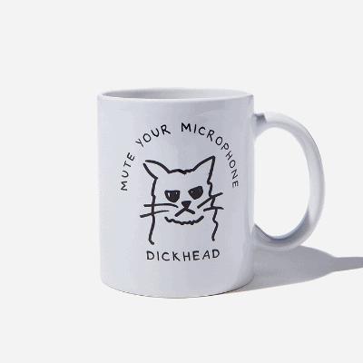 Turn you mic off mug girl boss gift guide_gifts for entrepreneurs