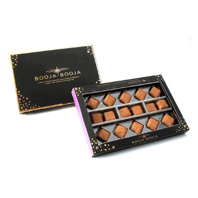 booja booja chocolate girl boss gift guide_gifts for entrepreneurs