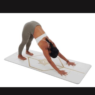 yoga mat girl boss gift guide