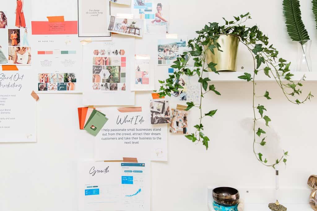 Be more you brand design studio office