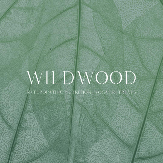 Wildwood nutrition branding-logo design brand and web design by be more you