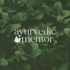 Ayurvedic Mentor_Be more you branding portfolio