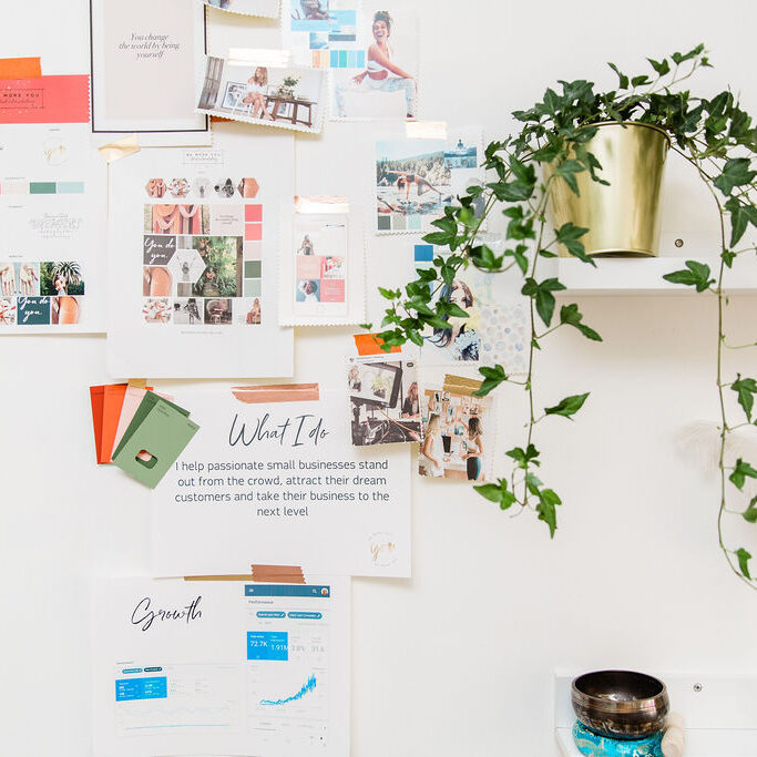 Be more you brand design studio office