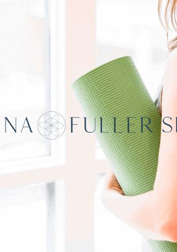 Dr Nina Integrative Medicine Doctor Website-and-Brand Design-yoga