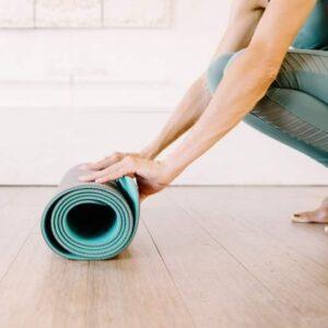 Laura Green Yoga_Be more you branding portfolio